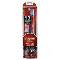 Colgate Cepillo Max White + lápiz blanqueador 1u