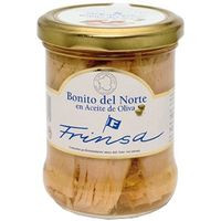Frinsa Bonito en aceite de oliva frasco 190g