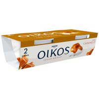 Danone Oikos Griego caramel 2x110g