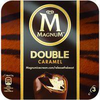 Magnum Bombó double caramel 219g