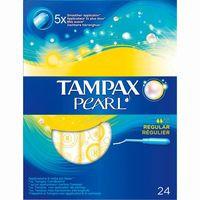 Tampax Pearl Tampó regular 24u
