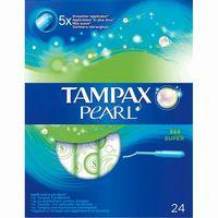 Tampax Pearl Tampó super 24u