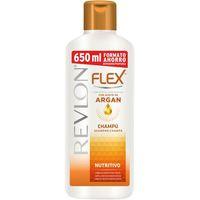Flex Xampú nutritiu amb oli d'argan 650ml