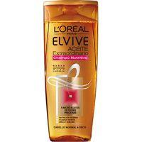 Elvive Xampú nutritiu amb oli extraordinari 370 ml