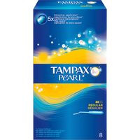 Tampax Pearl Tampó regular 8u