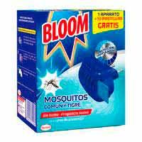 Bloom Insecticida eléctrico volador pastilla 1aparato + 10pastillas