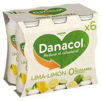 Danacol llima llimona Danone 6x100ml