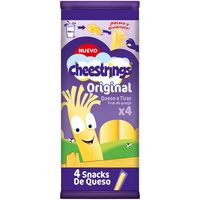 Cheestring Formatge snack a tires 80g