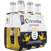 Coronita Cervesa pack 6x21cl