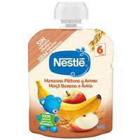 Nestlé Tarrito manzana plátano y avena 6 meses 90g