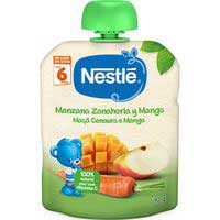 Nestlé Tarrito poma pastanaga i mango 6 mesos 90g