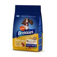 Brekkies Perro delicious aves 3kg