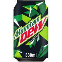 Mountain Dew Llimona energètica amb cafeïna llauna 33cl