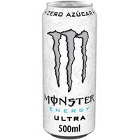 Monster Energética ultra white 50cl
