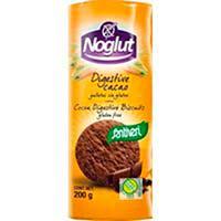 Noglut Galletas digestive de cacao sin gluten 200g