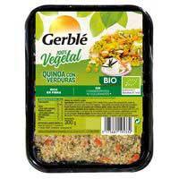 Gerblé Bio Quinoa amb verdures 300g