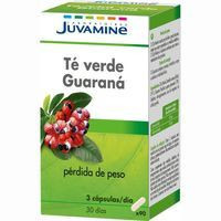Juvamine Te verd guaranà 500ml