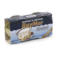 Baymar Almeja natural 2x85g