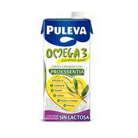 Puleva Preparado lácteo Sin lactosa con omega 3 1l