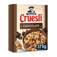 Quaker Cruesli chocolate 375g