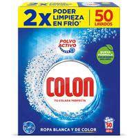 Colon Detergent en pols 44 + 6 rentats