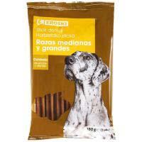 Os dental per gos EROSKI, paquet 180 g