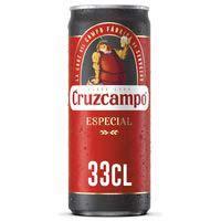 Cruzial Cervesa llauna 33cl