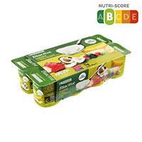 Eroski Yogur Biactive sabores 8x125g