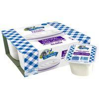 La Fageda Yogur natural sin lactosa 4x125g