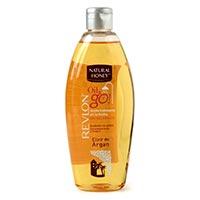 Natural Honey Oli corporal a la dutxa amb elixir argan 300ml