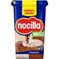 Crema de cacao 2 sabores NOCILLA, bote 750 g