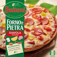 Buitoni Pizza Forno di Pietra Diavola 350g