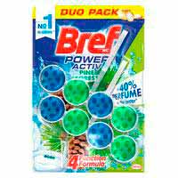 Bref Limpia wc duo active natur 50g