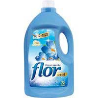 Flor Suavizante diluido azul 72d
