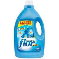Flor Suavitzant diluït blau 44 rentats