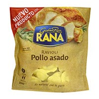 Rana Girasol pollastre rostit 250g