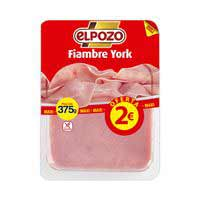El Pozo Fiambre sandwich 375g