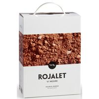 Rojalet Vino tinto bag in box D.O. Catalunya 3l