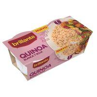 Brillante Got Quinoa blanca i vermella 100% 2x125g
