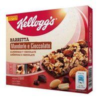 Kellogg's Barreta de cereals amb ametlles i xocolata 128g