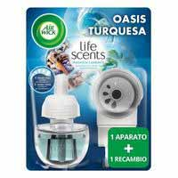 Air Wick Ambientador elèctric Oasis ap + rec