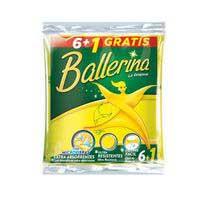 Ballerina Baieta groga 6+1