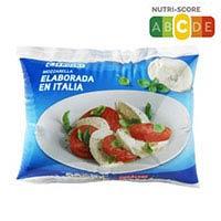 Eroski Queso mozzarella fresca 125g