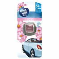 Ambipur Ambientador coche flores y brisa 1u