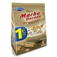 Marbú Galletas mini dorada 250g
