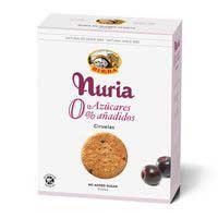 Nuria 0% azúcares añadidos con ciruela 3x136,6g 410g