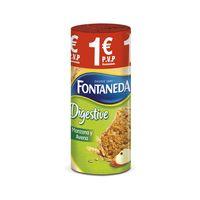 Galetes Digestive poma FONTANEDA 225g