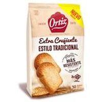Ortiz Pan tostado Natural 324g
