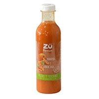 Zü Premium Veggi suc taronja pastanaga 750ml