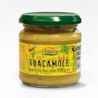 Zanuy Salsa guacamole 200g